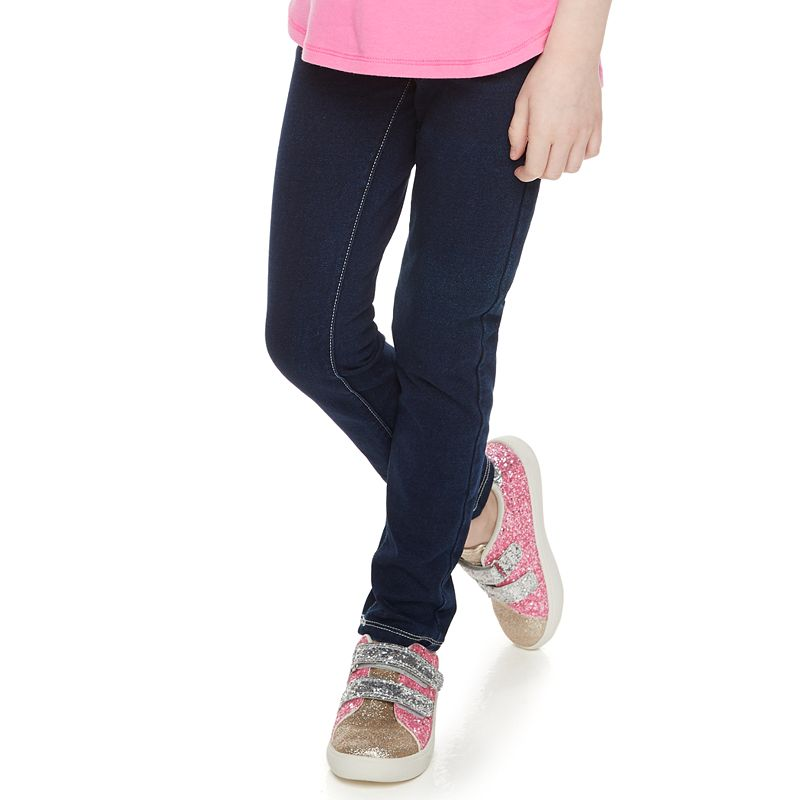 Girls 4-7 SONOMA Goods for Life™ French Terry Skinny Jeggings