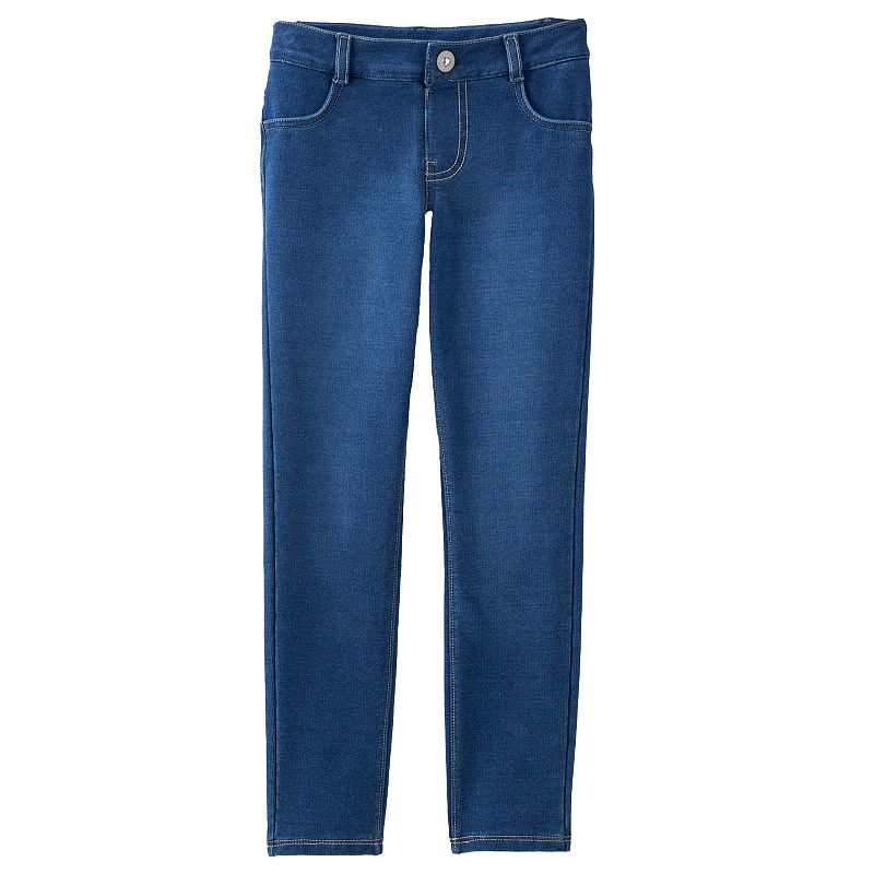Girls 4-7 SONOMA Goods for Life™ French Terry Jeggings