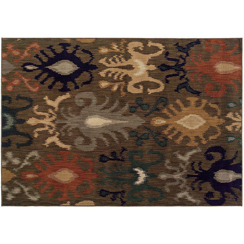 Oriental Weavers Kasbah Ikat Rug