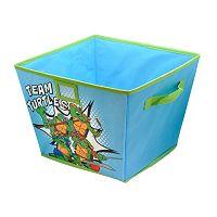 Nickelodeon Teenage Mutant Ninja Turtles Stackable Tapered Storage Bin