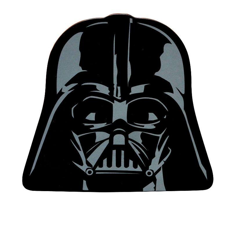 Star Wars Darth Vader 8-in. Kid's Melamine Plate