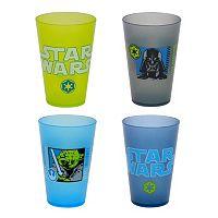 Star Wars Kid's 4-pc. Melamine Cup Set