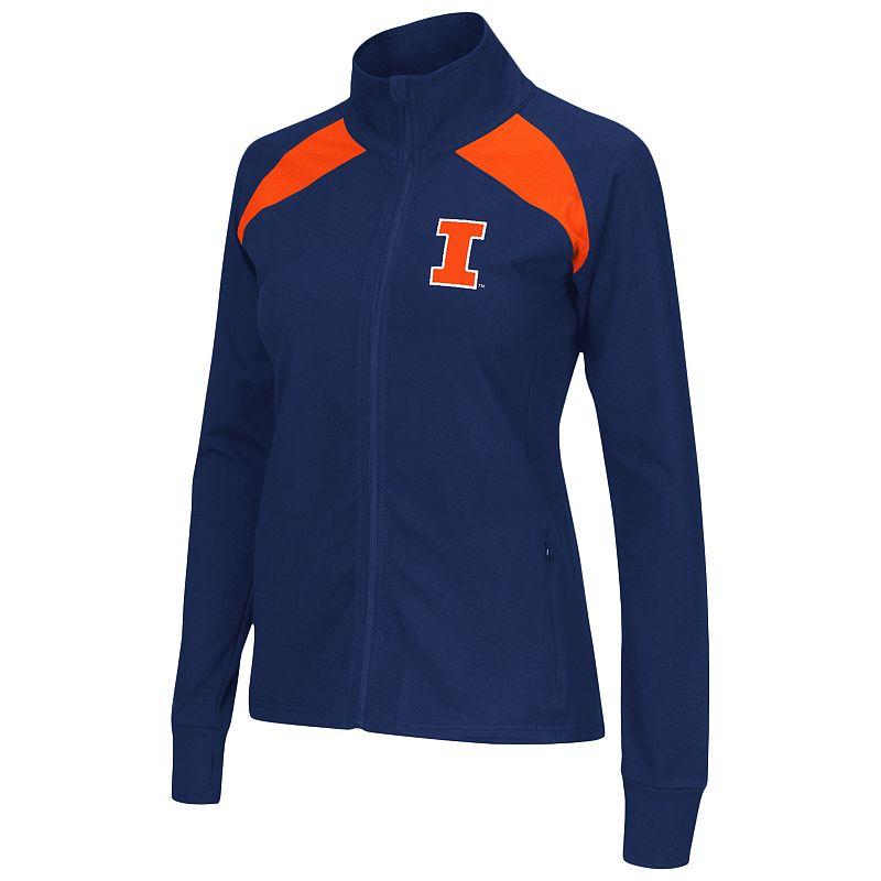 Women's Campus Heritage Illinois Fighting Illini Dynamic Jacket
