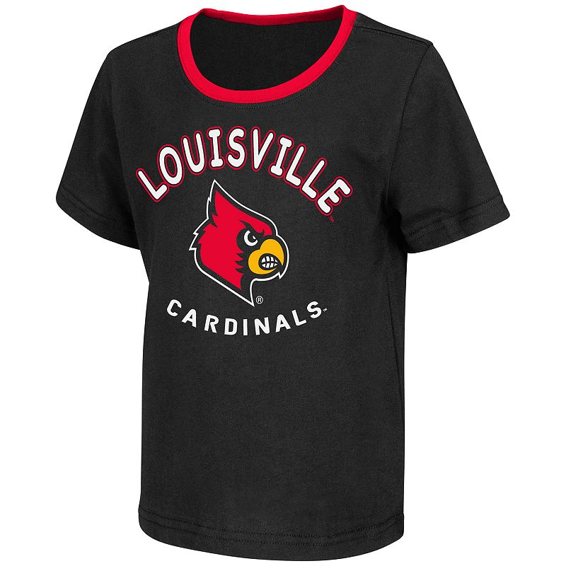 Toddler Louisville Cardinals Grounder Tee