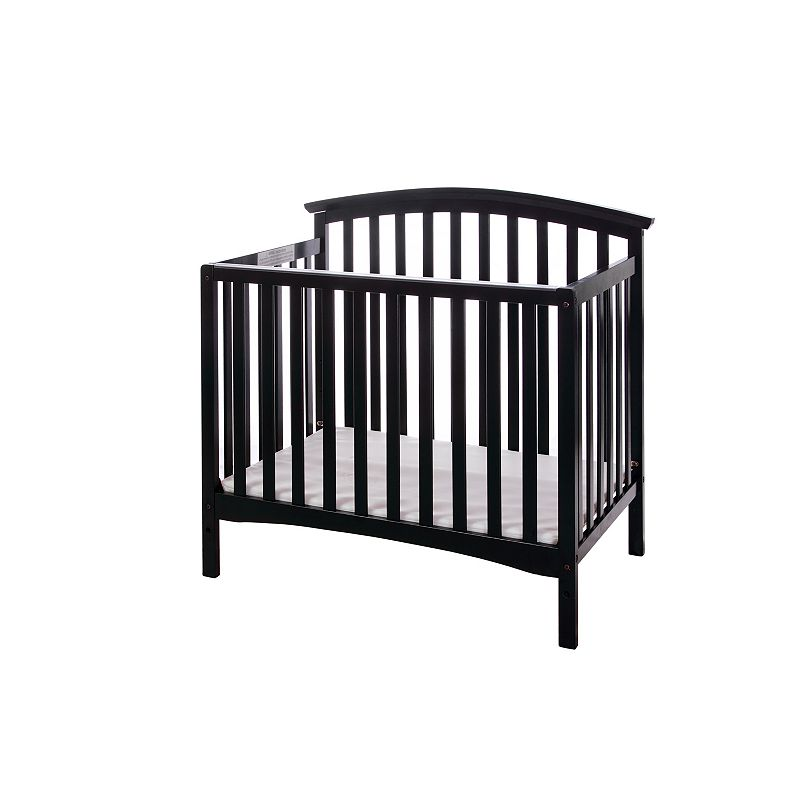 Dream On Me Eden 4-in-1 Convertible Mini Crib