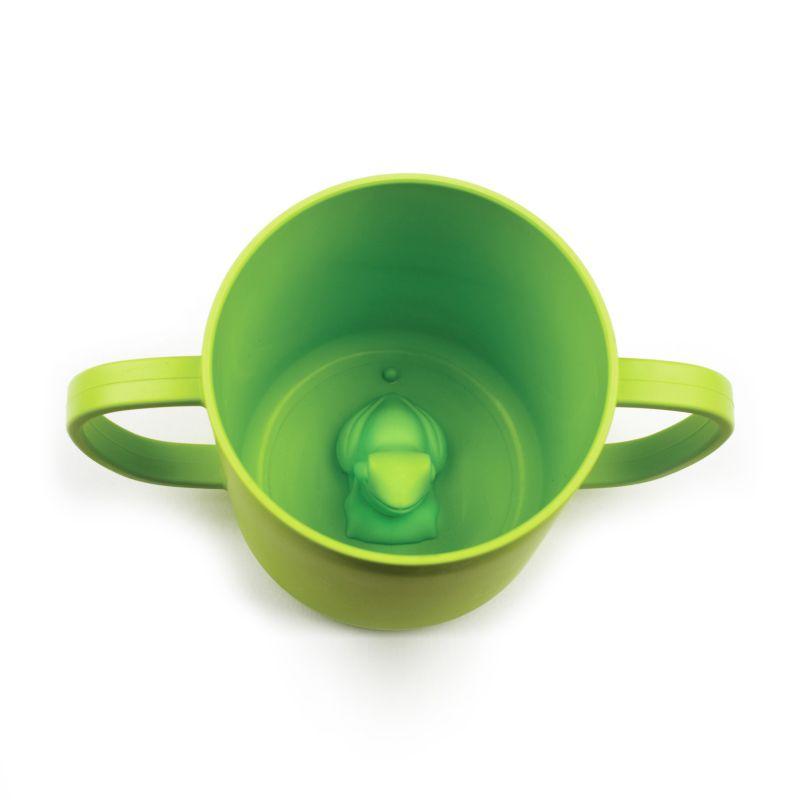 JJ Rabbit Cuppies, Green, Frog, 1 ea 99057842