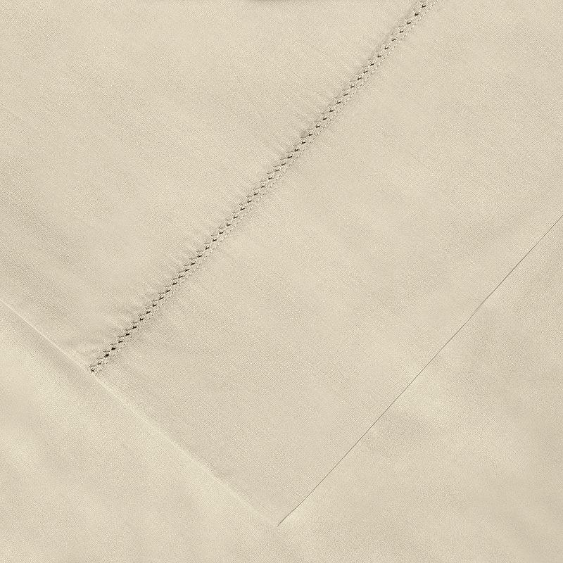 Pointehaven 400-Thread Count Pima Cotton Deep-Pocket Sheets