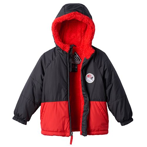 ZeroXposur Boys Transitional Jacket