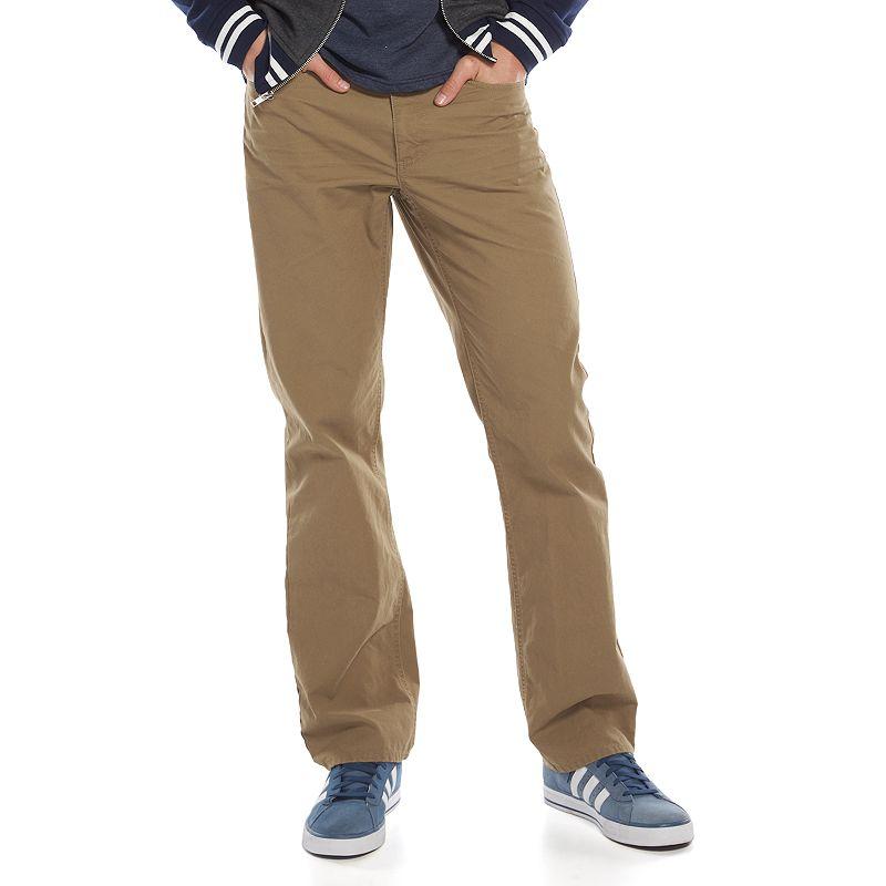 Men's Urban Pipeline® Straight-Fit Canvas Pants