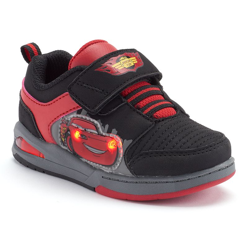 Disney / Pixar Cars Toddler Boys' Light-Up Skate Shoes