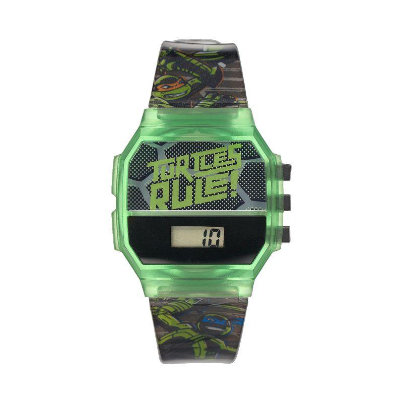 Teenage Mutant Ninja Turtles Boys' Digital Watch