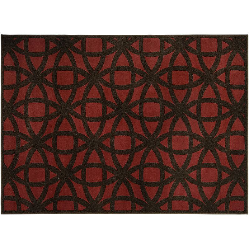 Oriental Weavers Zanzibar Woven Circle Rug