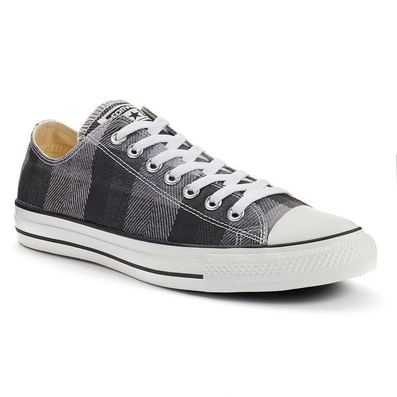 Men's Converse All Star Street Plaid Sneakers