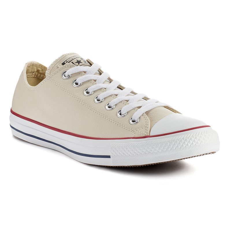Men's Converse All Star Leather Sneakers