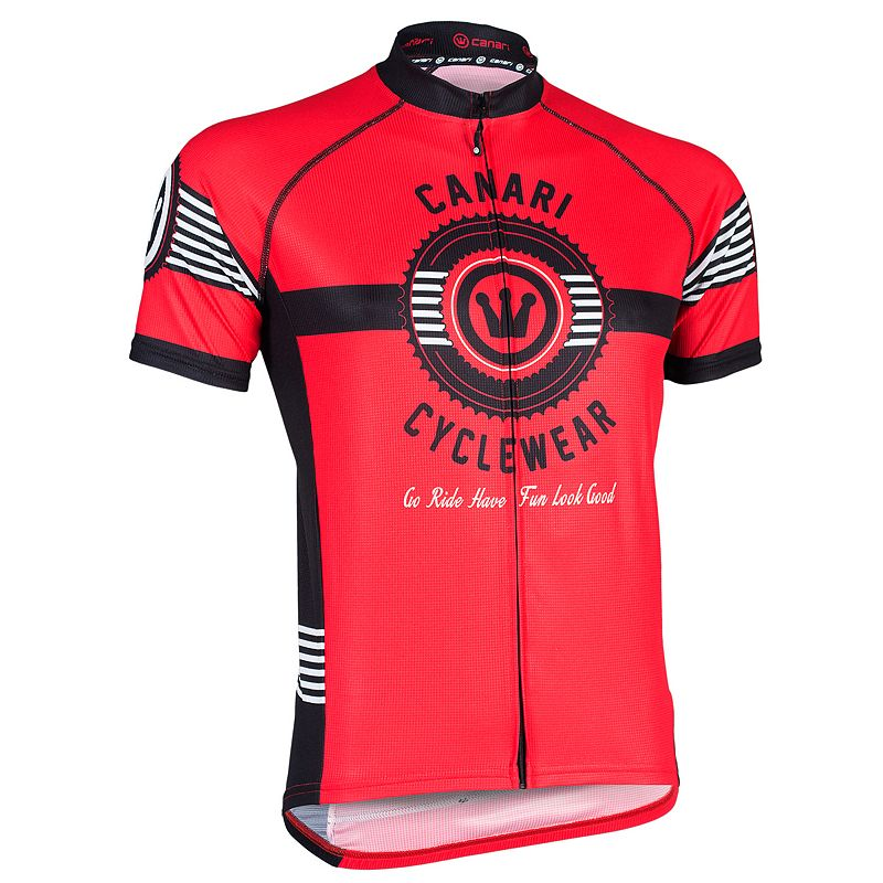 Men's Canari Joffrey Bicycle Jersey