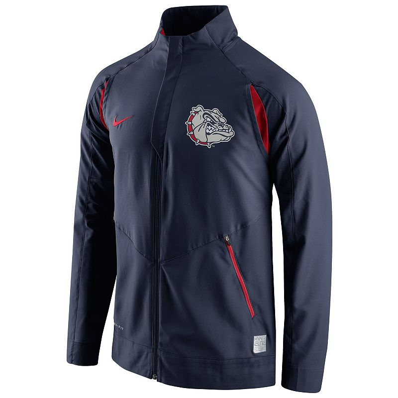 Men's Nike Gonzaga Bulldogs Hyperlite Game Jacket