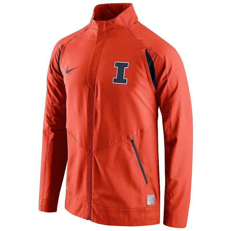Men's Nike Illinois Fighting Illini Hyperlite Game Jacket