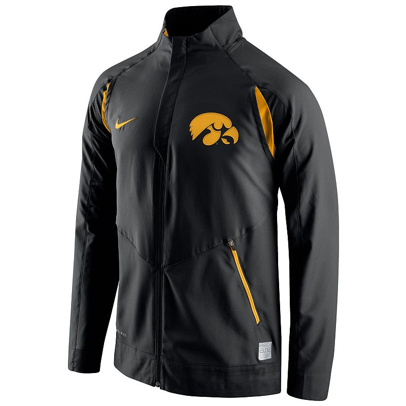 Men's Nike Iowa Hawkeyes Hyperlite Game Jacket