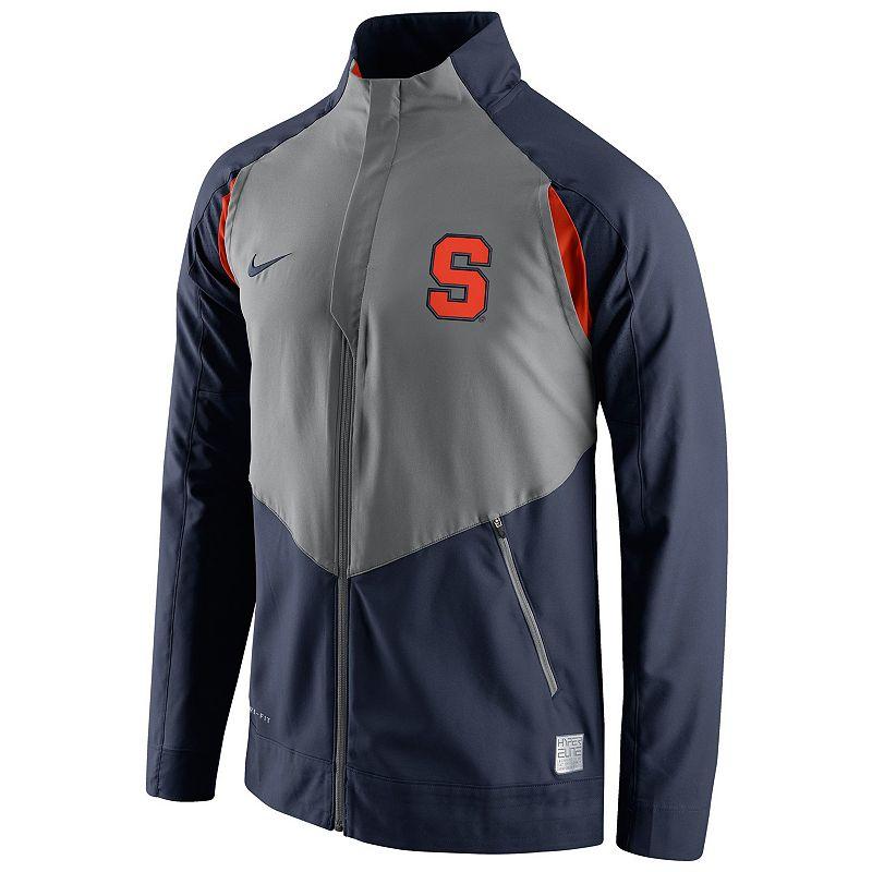 Men's Nike Syracuse Orange Hyperlite Game Jacket