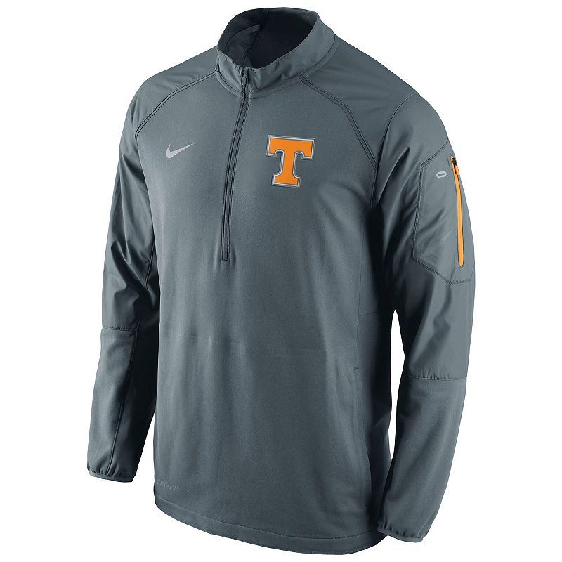 Men's Nike Tennessee Volunteers Quarter-Zip Hybrid Jacket