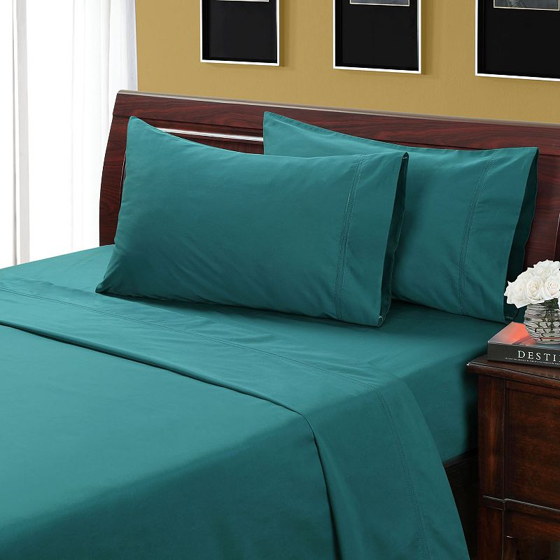 Hemstitch 500-Thread Count Sheets