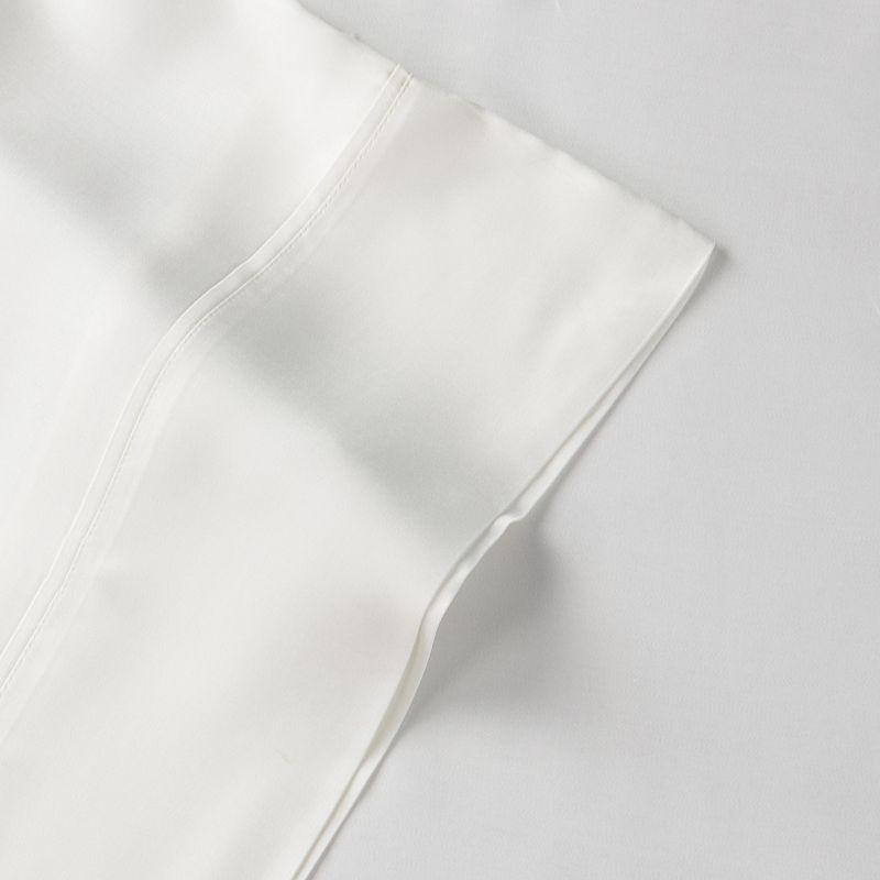 Brielle Premium 510-Thread Count Rayon from Bamboo Sateen Sheets