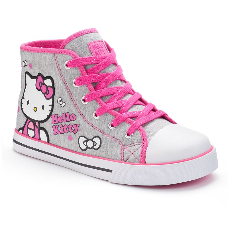 Hello Kitty® Girls' High-Top Sneakers