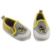 Georgia Tech Yellow Jackets Crib Shoes - Baby