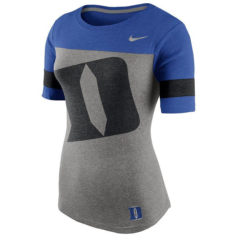 Women's Nike Duke Blue Devils Fan Top