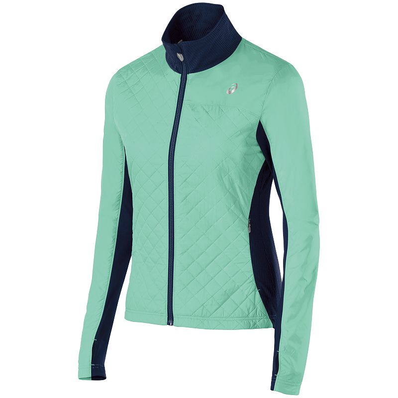 Women's ASICS Thermo Windblocker Quilted Running Jacket