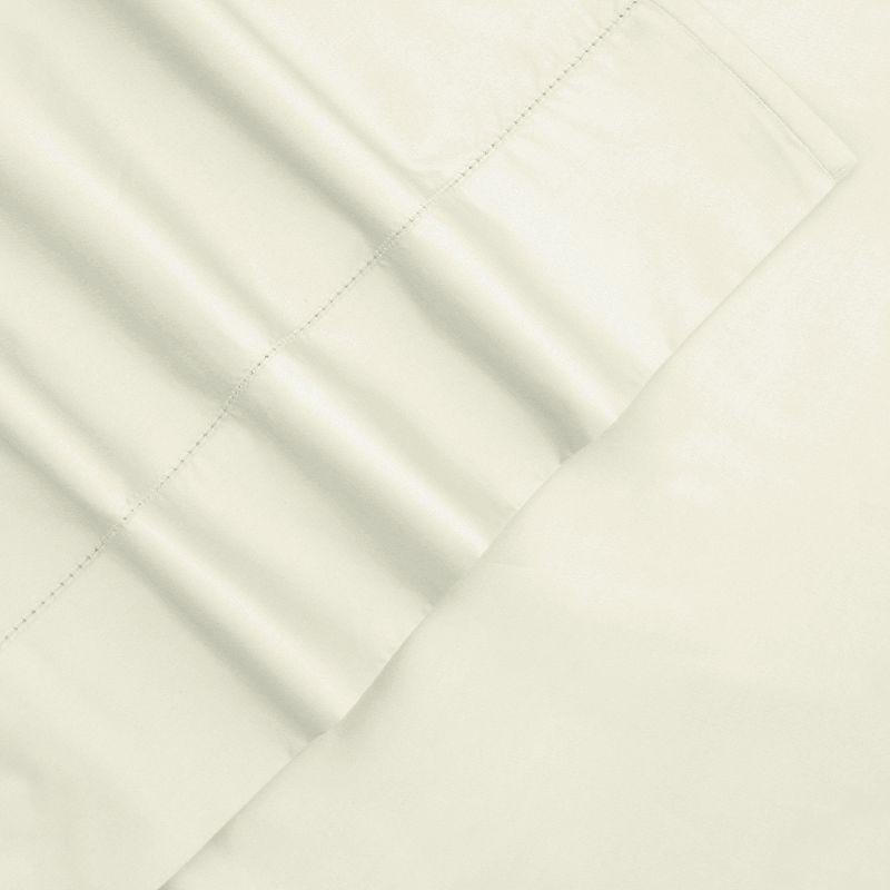 800-Thread Count Egyptian Cotton Sateen Deep-Pocket Sheets
