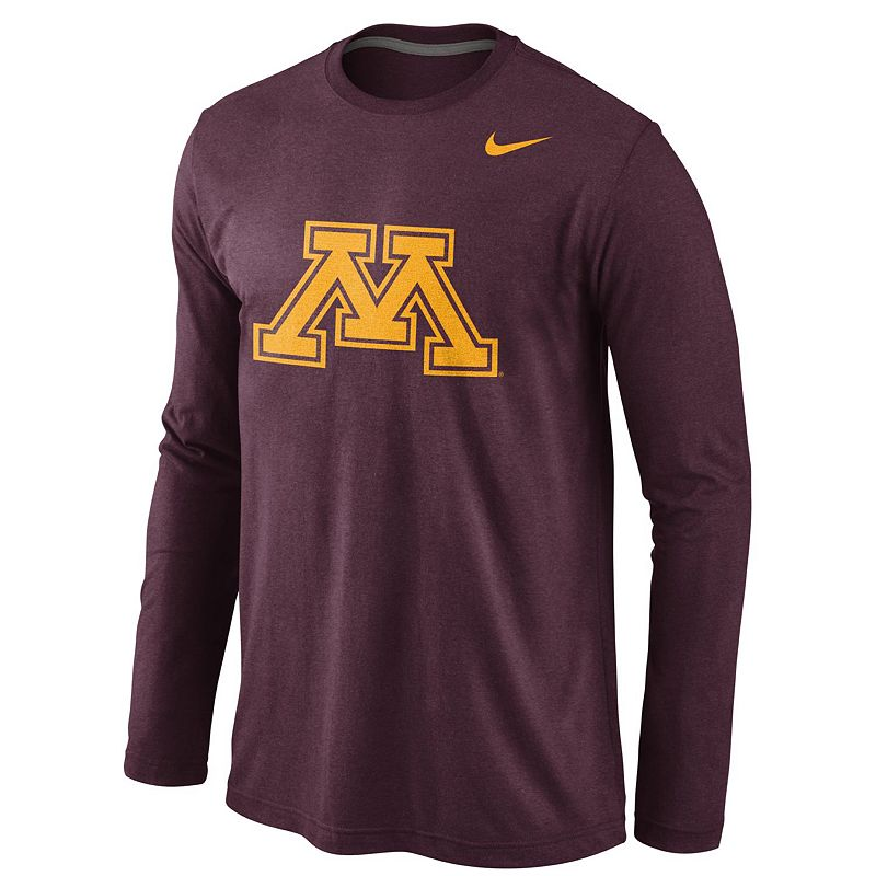Men's Nike Minnesota Golden Gophers Tri-Blend Tee
