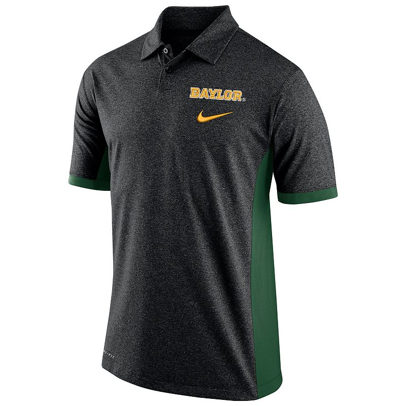 Men's Nike Baylor Bears Basketball Polo