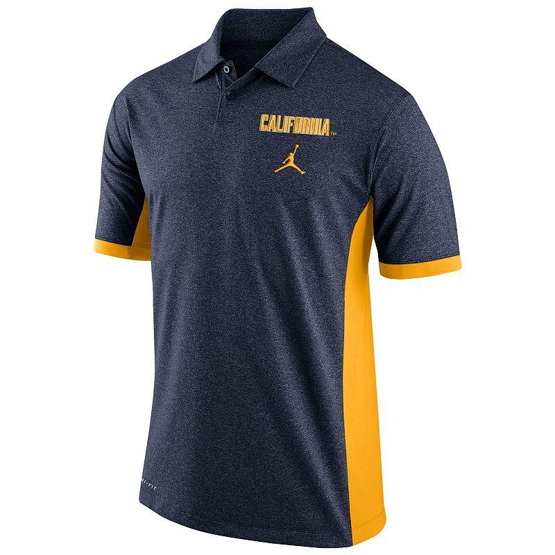 Men's Nike Cal Golden Bears Basketball Polo