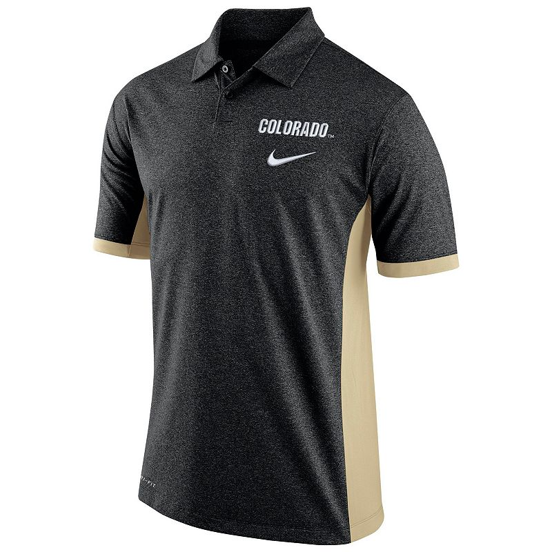 Men's Nike Colorado Buffaloes Basketball Polo