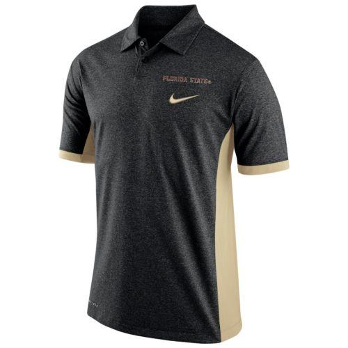 Men's Nike Florida State Seminoles Basketball Polo