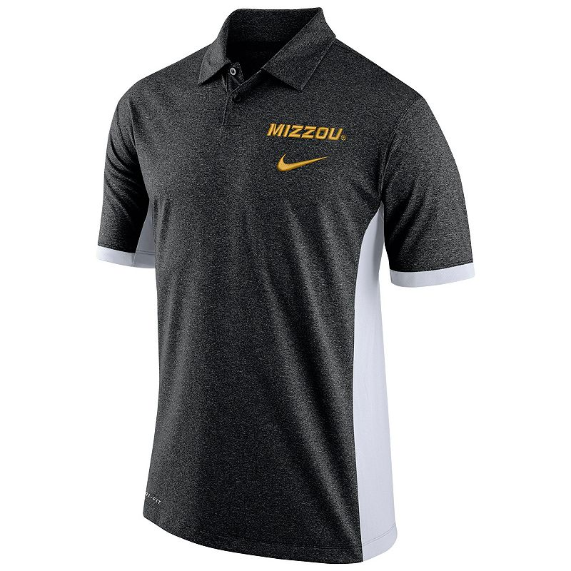 Men's Nike Missouri Tigers Basketball Polo