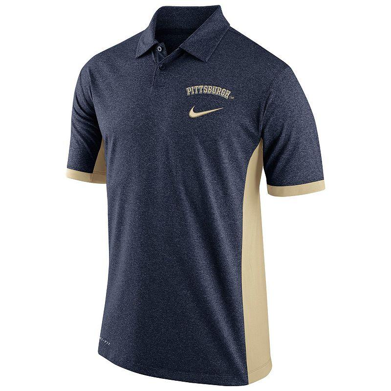 Men's Nike Pitt Panthers Basketball Polo
