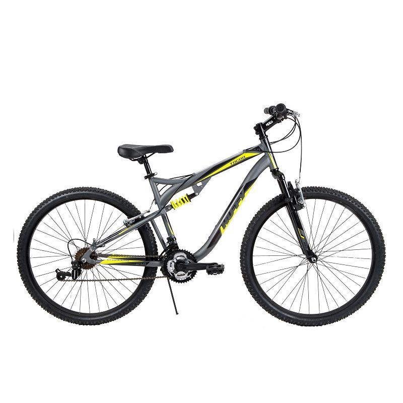 Huffy Tocoa 27.5'' Men's Dual-Suspension Mountain Bike - Men's
