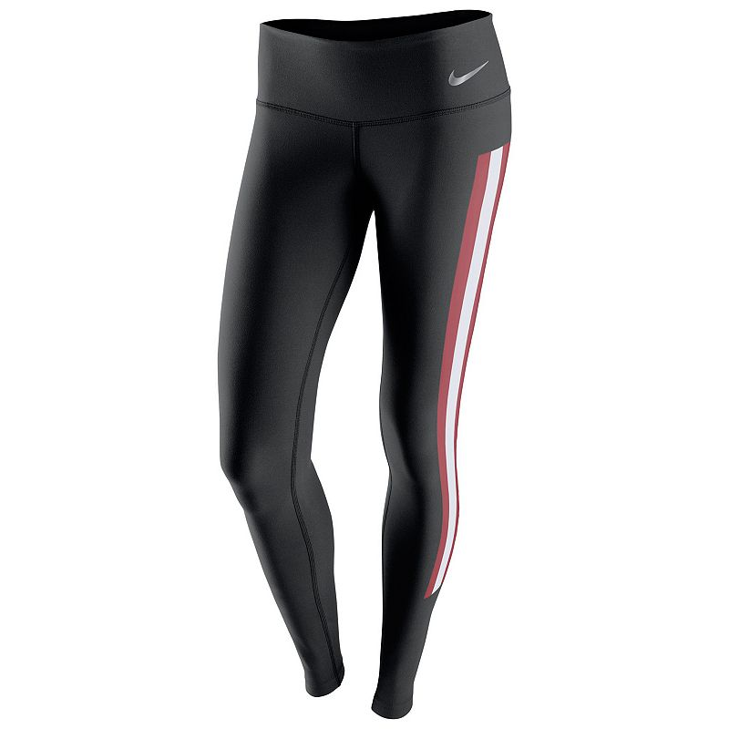 Women's Nike Alabama Crimson Tide Champ Drive Running Tights