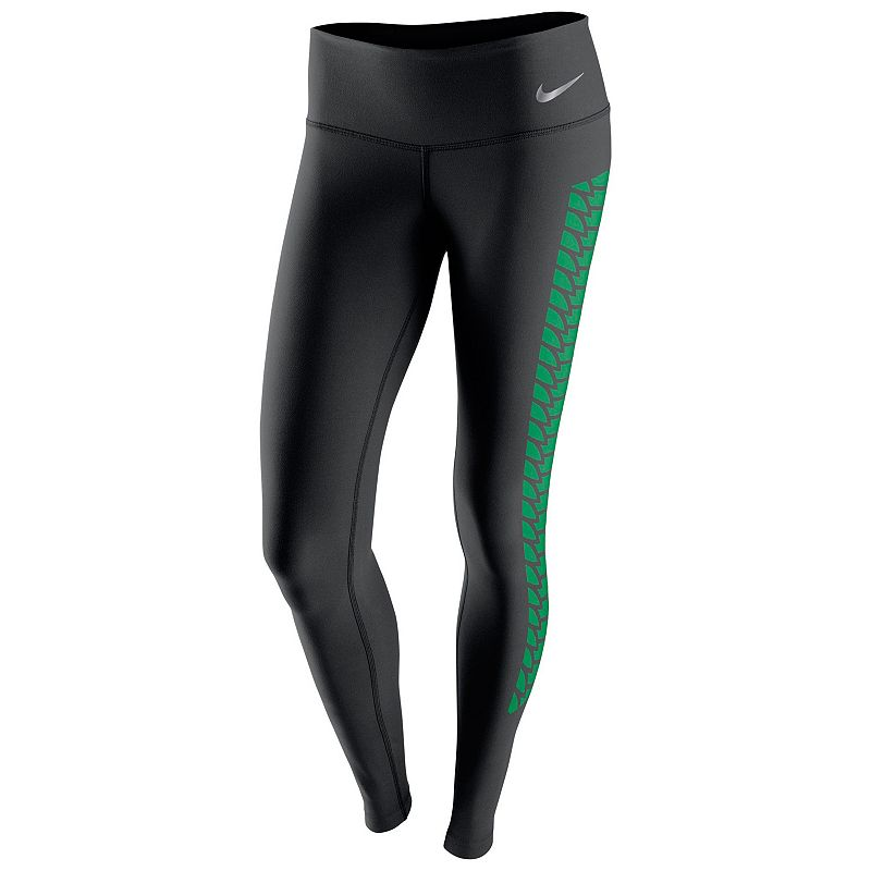 Women's Nike Oregon Ducks Champ Drive Running Tights