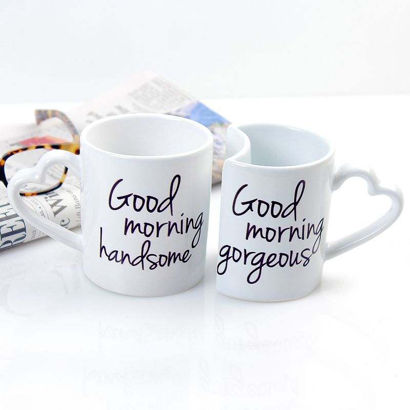 Cathy's Concepts Good Morning 2-pc. Coffee Mug Set