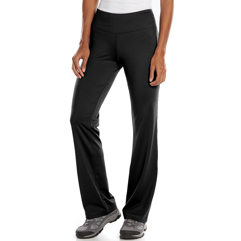 Columbia Stinson Tilt Knit Bootcut Yoga Pants - Women's