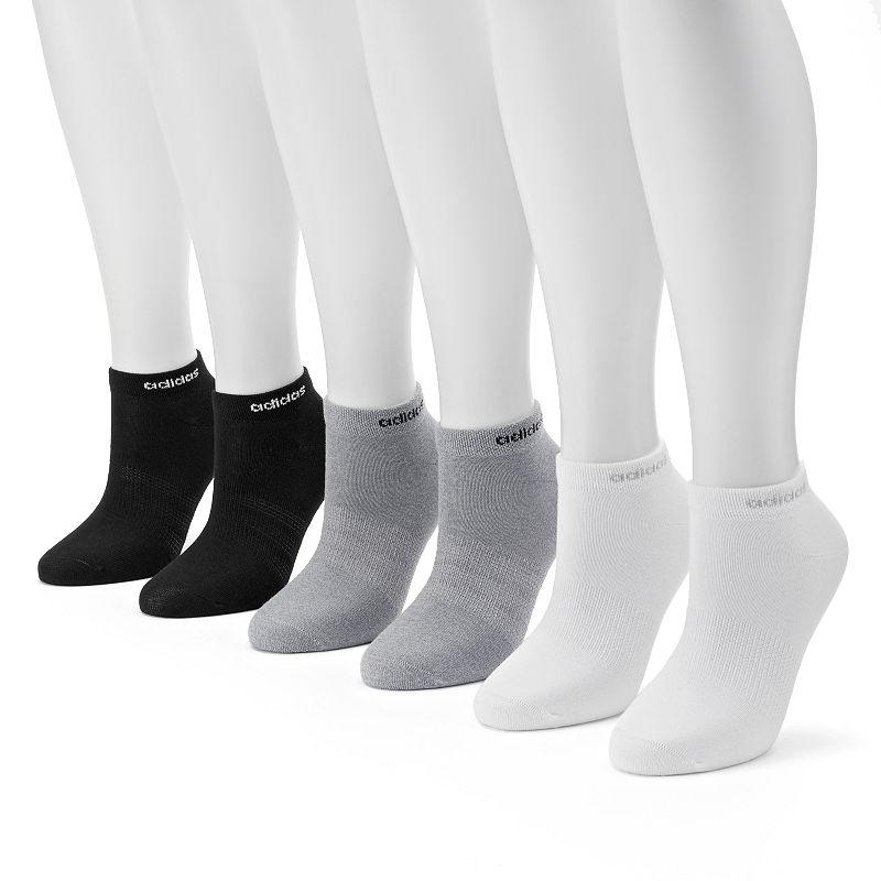 adidas Climalite Superlite 6-pk. Mesh Low-Cut Socks - Women