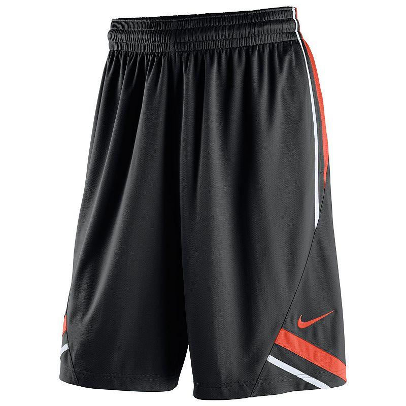 Men's Nike Oregon State Beavers Classic Shorts