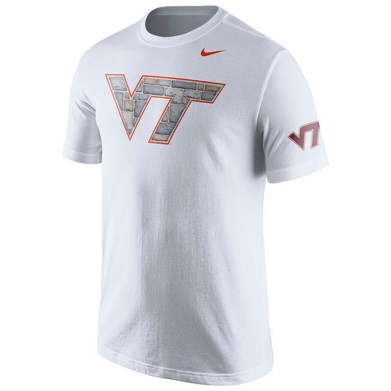 Men's Nike Virginia Tech Hokies Campus Element Tee