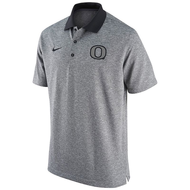 Men's Nike Oregon Ducks Gridiron Performance Polo