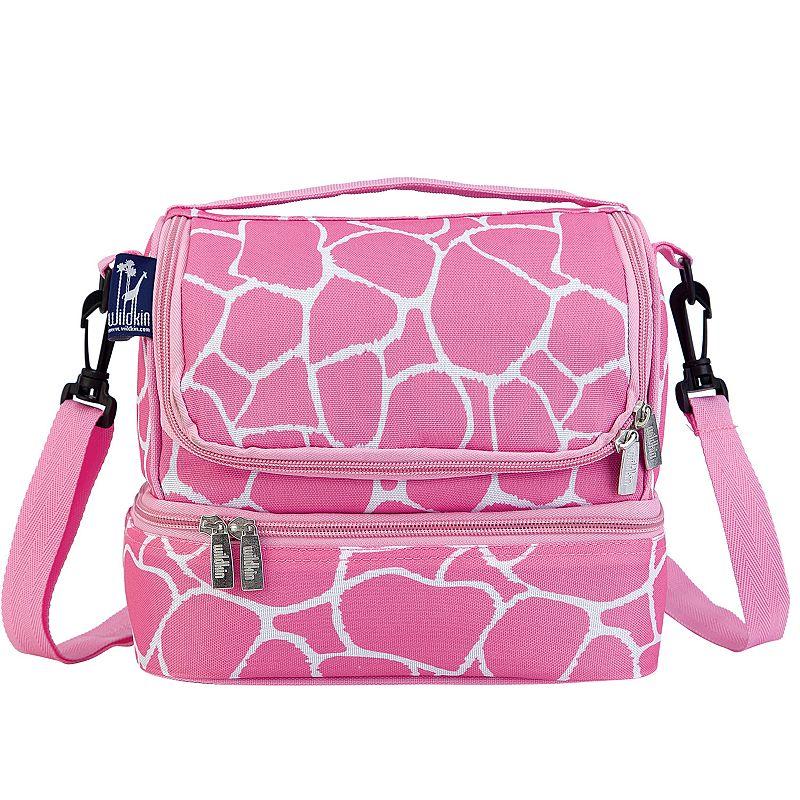 Kids Wildkin Double Decker Lunch Bag