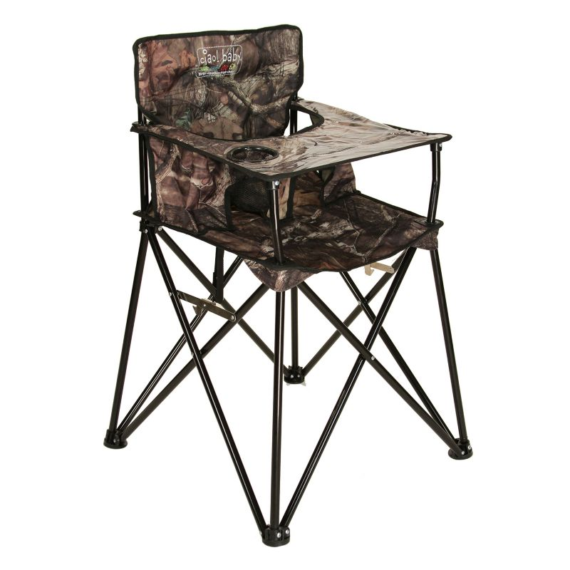 CIAO BABY CAMOUFLAGE PORTABLE HIGH CHAIR