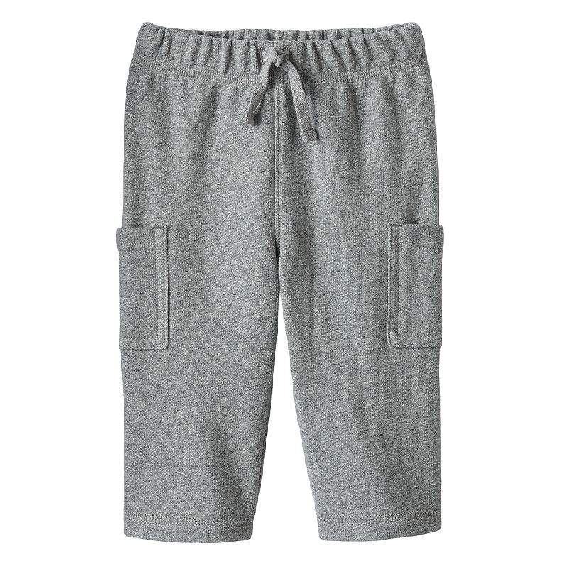 Jumping Beans® French Terry Cargo Pants - Baby Boy